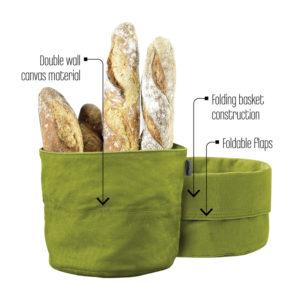 Using Stelton Range Of Bread Bags