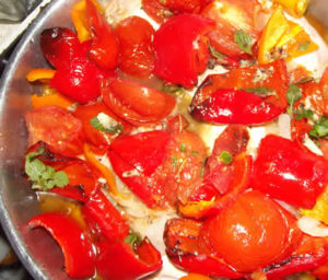chicken-thigh-recipes-with-peppers