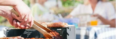 Cook Food Before Barbecuing