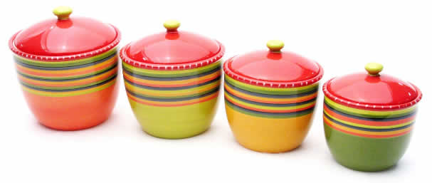 lovely-kitchen-storage-canisters